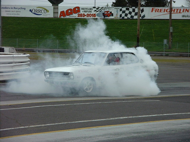 2nd stage of burnout #3