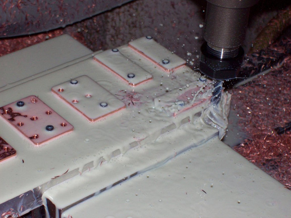 Another CNC action shot