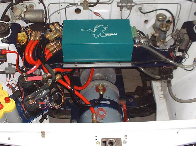 Previous Under-hood Area