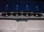 Quad 8 Subwoofer Array