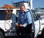 Bruce Parmenter Choosing just the right power cord!