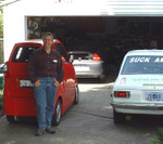 Rick Woodbury & Tango