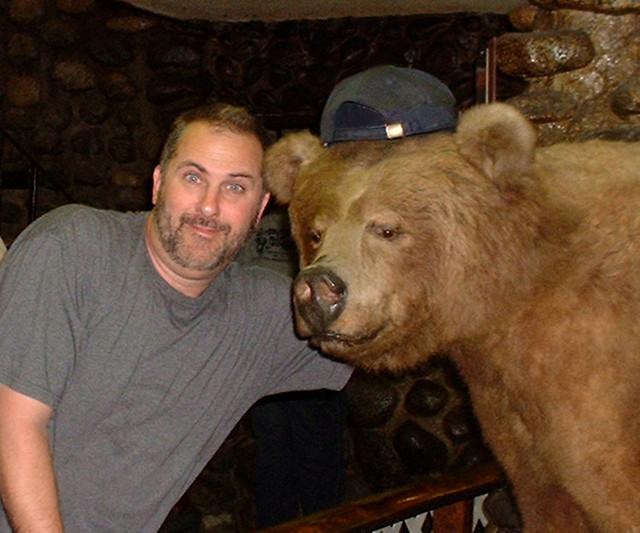 Plasma Boy & Brown Bear