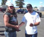 Crazy Rod Wilde and Tim Brehm