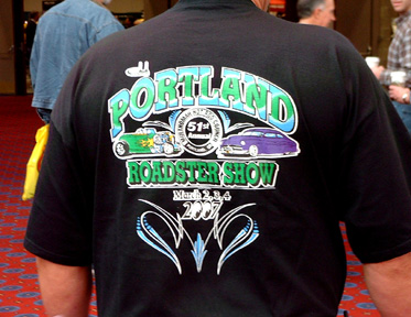 Fun and excitement at the 51st annual Portland Roadster Show!