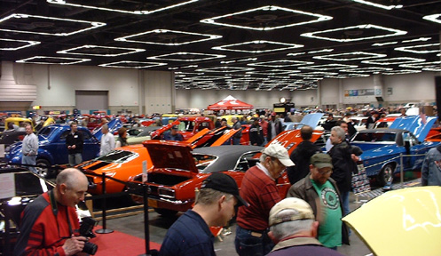 A Small Sample of Hotrods